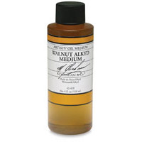 Walnut Alkyd Medium