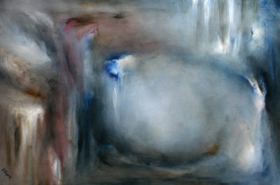 Allure, oil on canvas, 51 x 76 cm, 2007