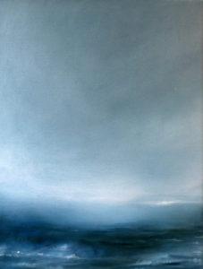 Cornwall, oil on canvas, 30 x 40 cm, 2012