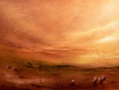 Equivocal Temptation, oil on canvas, 40 x 30 cm, 2011